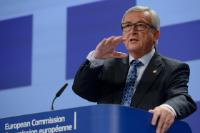 Press conference by Jean-Claude Juncker, President of the EC, on the negotiations with Greece