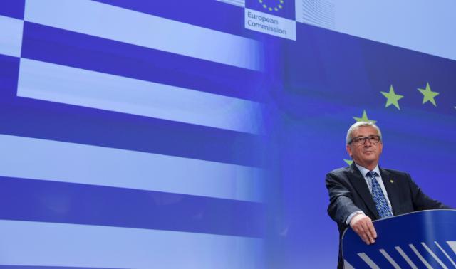 Press conference by Jean-Claude Juncker