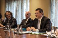 Visit of Maroš Šefčovič, Vice-President of the EC, to South Africa