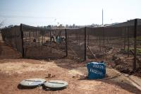 The installations of Khangezile Primary School: the biogas digester