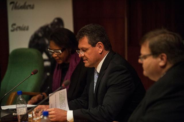 Visite de Maroš Šefčovič, vice-président de la CE, en Afrique du Sud