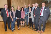 Visite à la CE des membres de la commission de la Coopération économique et du Développement du Bundestag allemand