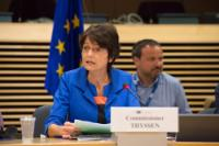 Participation of Marianne Thyssen, Member of the EC, in the extraordinary meeting with managing authorities of the ESF and FEAD in response to the refugee crisis