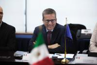 Visit by Carlos Moedas, Member of the EC, to Mexico