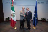 Visit by Carlos Moedas, Member of the EC, to Mexico