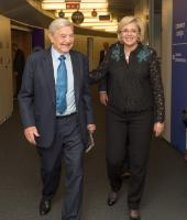 Visit of Georges Soros, Founder and Chairman of the Open Society Institute, to the EC