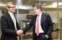 Visit of Troels Lund Poulsen, Danish Minister for Trade and Growth, to the EC