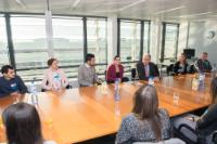 Visit of a group of ALDE Young Members to the EC