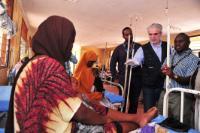Visit of Christos Stylianides, Member of the EC, to Kenya