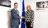 Visit of Alexis Charitsis, Greek Deputy Minister for National Strategic Reference Framework Affairs, to the EC