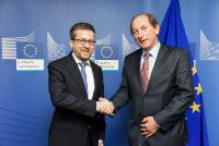 Visit of Paul Bulcke, CEO of Nestlé, to the EC