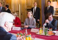 Participation of Federica Mogherini, Vice-President of the EC, in a High-Level ministerial meeting on Syria, in Paris