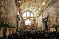 Participation de Jean-Claude Juncker, président de la CE, à la cérémonie de remise du Prix Charlemagne 2016