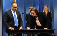 Visit of Federica Mogherini, Vice-President of the EC, to Colombia