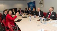 Visit of members of the European SSDC to the EC