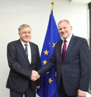 Visit of Krzysztof Jurgiel, Polish Minister for Agriculture and Rural Development, to the EC