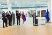 Participation de Maroš Šefčovič, vice-président de la CE, et Karmenu Vella, membre de la CE, à l'ouverture de l'exposition 'Protection de la nature et de la biodiversité en Slovaquie'