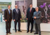 Participation of Maroš Šefčovič, Vice-President of the EC, and Karmenu Vella, Member of the EC, in the opening of the photo exhibition 'Nature and Biodiversity Protection in Slovakia'