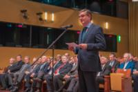 Swearing-in ceremony of Julian King, Member of the EC, at the Court of Justice of the EU