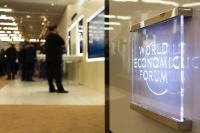 Forum économique mondial, Davos, 17-20/01/2017: illustrations