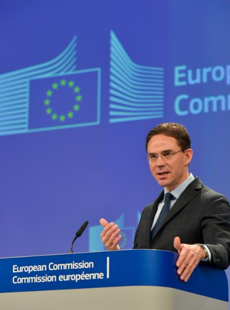 Joint press conference by Frans Timmermans and Jyrki Katainen, Vice-Presidents of the EC, on the Circular Economy Action Plan