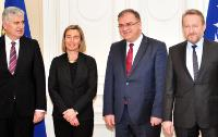 Visit by Federica Mogherini,  Vice-President of the EC, to Bosnia and Herzegovina