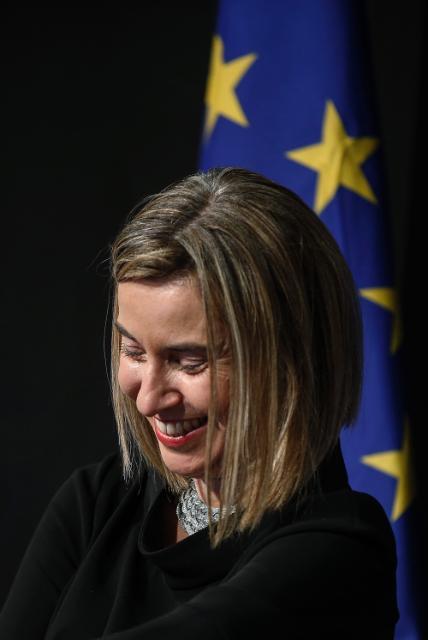 60e Anniversaire du Traité de Rome – Dialogue avec les citoyens avec Federica Mogherini, vice-présidente de la CE