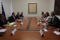 Visit of Cecilia Malmström, Member of the EC, to Mexico