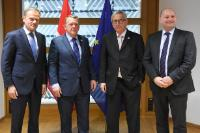 Special European Council (Art. 50), 29/04/2017