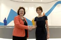 Visit of Marianne Thyssen, Member of the EC to Italy