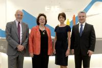 Visit of Marianne Thyssen, Member of the EC, to Italy