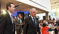 Dimitris Avramopoulos, Member of the EC, at the European Border Management, Defence, Internal Security & Migration Conference