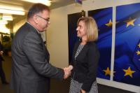 Visit of Mladen Ivanić, Chairman of the Presidency of Bosnia and Herzegovina, to the EC