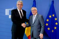 Visit of Mihai Tudose, Romanian Prime Minister, to the EC