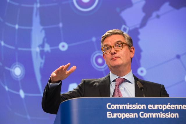 Press conference by Julian King, Member of the EC, on the Security Union progress