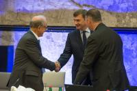 Visit by Andrus Ansip, Vice-President of the EC, to Estonia