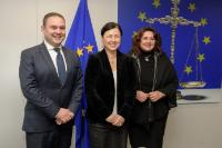 Visit of Members of Maltese government to the EC