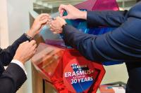 Sealing of an 'Erasmus+ time capsule'