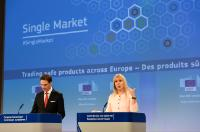 Joint press conference by Jyrki Katainen, Vice-President of the EC, and Elżbieta Bieńkowska, Member of the EC
