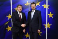Visit of Oleksandr Danyliuk, Ukrainian Minister for Finance, to the EC