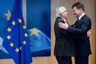 Visite de Miroslav Lajčák, président de l'Assemblée générale des Nations unies et ministre slovaque des Affaires étrangères, à la CE