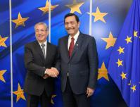 Visit of Luhut Binsar Pandjaitan, Indonesian Coordinating Minister for Maritime Affairs, to the EC