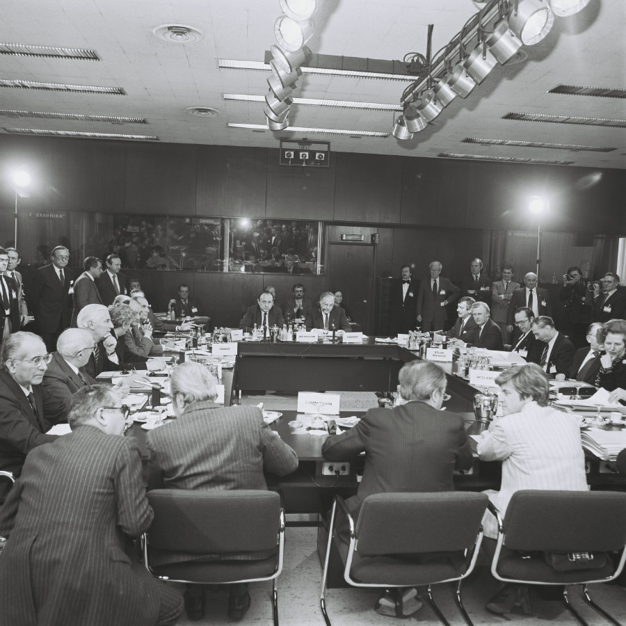 Brussels European Council, 21-22/03/1983