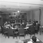 First meeting of the Ortoli Commission