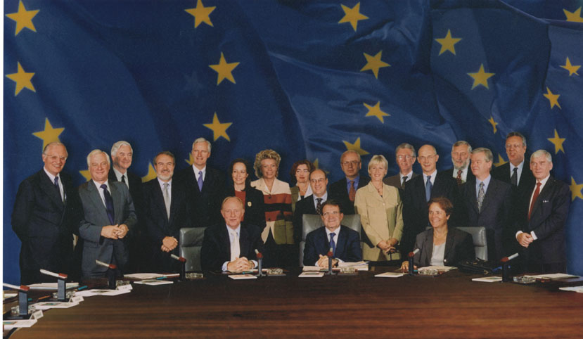 The Prodi Commission  (1999-2004)