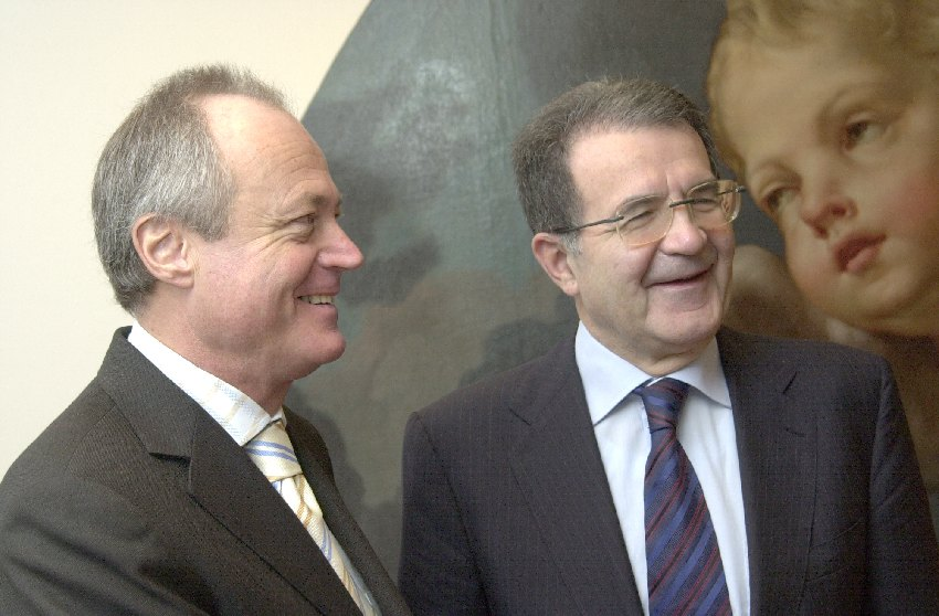 Visit of Péter Medgyessy, Hungarian Prime Minister, to the EC
