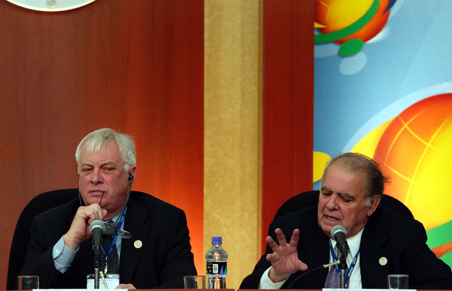 3e Sommet UE/Amérique latine et Caraïbes, 28-29/05/2004