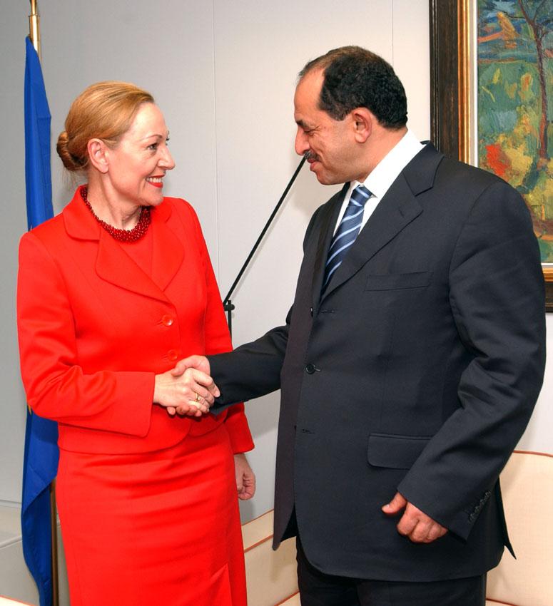 Visit of Ahmad Sofan, Yemeni Deputy Prime Minister, to the EC