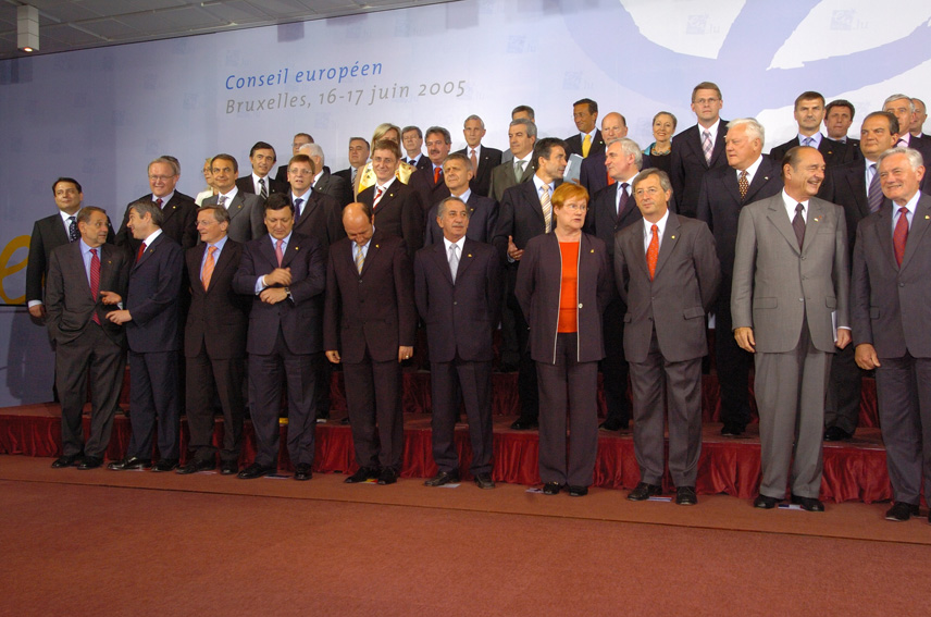 Brussels European Council, 16-17/06/2005