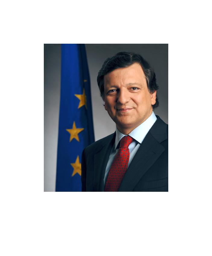José Manuel Barroso, President of the EC